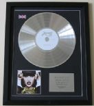 JESSIE J - Who Are You CD / PLATINUM PRESENTATION DISC
